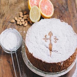 Ingredientes de la tarta de Santiago