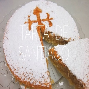 Tartas de Santiago sin gluten